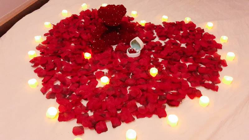 プロポーズで貰って嬉しい!世界に1つの薔薇のテディベア【泣ける】