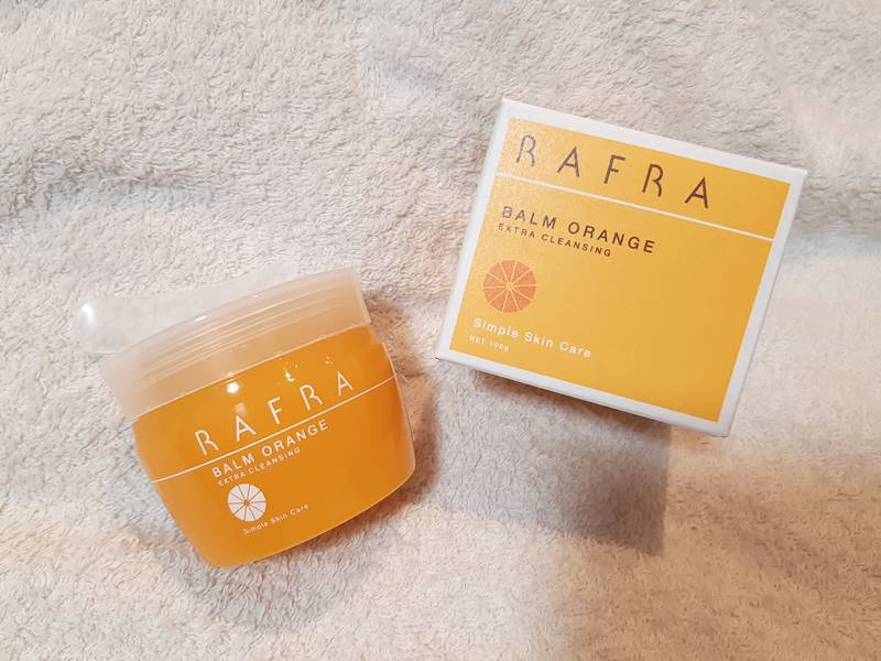 [RAFRA] バームオレンジ 100g